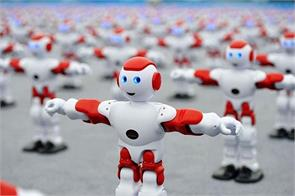more than 1 000 robots in china made the dance record