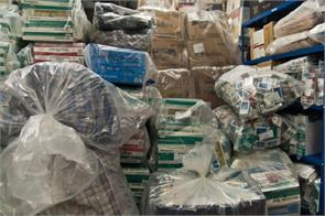 india was the millions of foreign cigarettes seized by dri