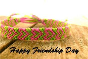 first sunday of august means friendship day