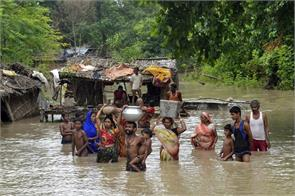 bihar flood 7 died today