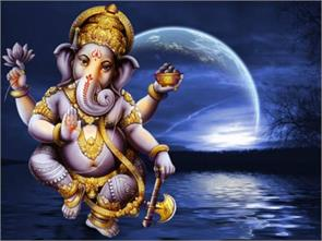 ganesh chaturthi moon