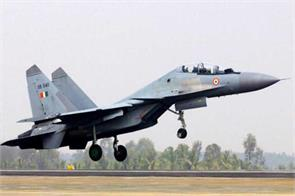 india sukhoi land in agartala airport
