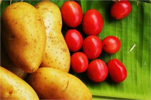 tomatoes potatoes