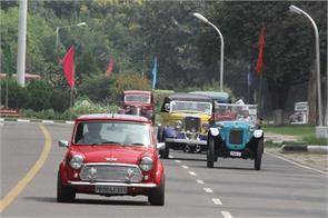 vintage car market open in chandigarh
