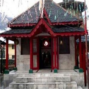 people scared to enter this temple
