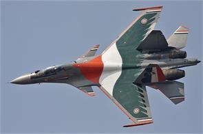 indian airforce war practice at loc