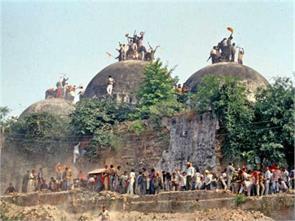 hms announced on november 8 will start build a ram temple