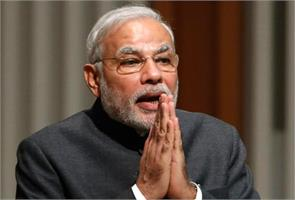 modi saluted the dedication of teachers