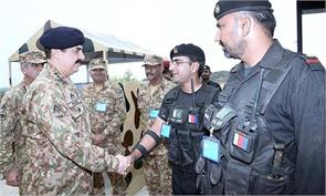 army will defend every inch of pakistan gen raheel