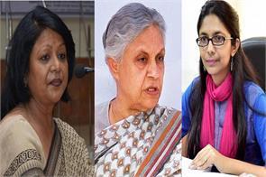 swati maliwal tit for tat complaint against barkha shukla drags sheila dikshit