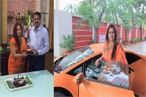 six things about bjp mla who gifted lamborghini to his wife