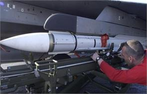 air force tiger squadron mika missile test