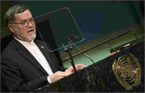 afghanistan sarwar danesh speech unga target pakistan for shelter taliban haqqani network