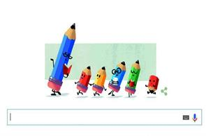 teachers day to honor teachers by google
