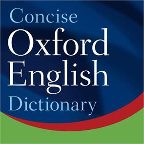 the new word in the oxford dictionary you know