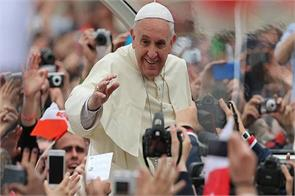 pizza 1 500 homeless people sent by pope francis