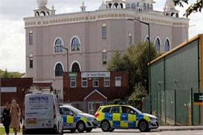sikh gurdwara in control of the situation in the uk after standoff