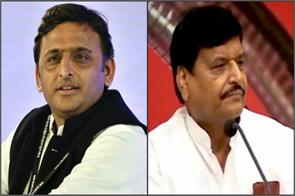 sp in the discord shivpal the sp akhilesh will never share the bluntly mukhtar