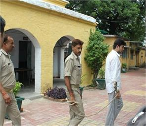 up ats success pakistani intelligence agency isi agent arrested