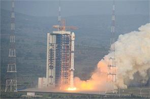 china failed to sophisticated satellite in orbit report