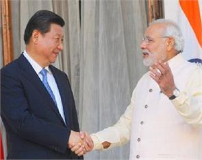 modi on sunday will meet to discuss china baking aisle can