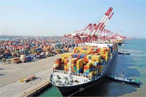 second consecutive month fall in exports