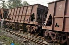 two coaches of bijnor malgari derailed  many trains affected