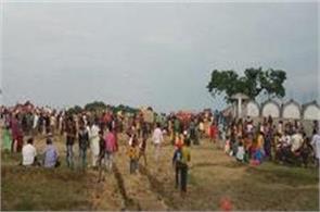 bihar people injured in clashes during muharram procession in ara