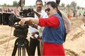 honeypreet shoots films with dera chief