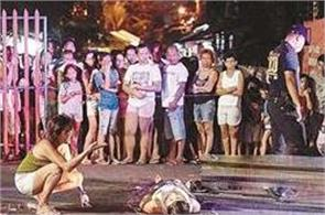 3850 smugglers die in action against drugs in the philippines