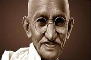 gandhi jayanti first person who used non violence with truth