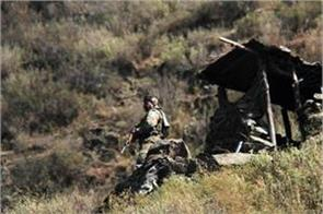pakistan break ceasefire in poonch and rajouri