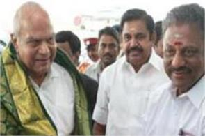 banwari lal purohit becomes new governor of tamil nadu