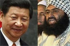 china hints at blocking resolution declaring masood azhar as global terrorist