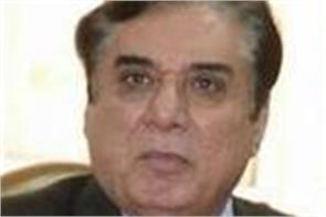 justice  retd  javed iqbal made nab chairman