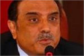 zardari warns public to nawaz