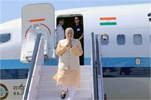 modi foreign tour can not be made of profit calculations pmo