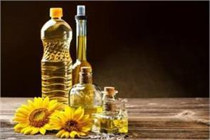 estimation of import of edible oils