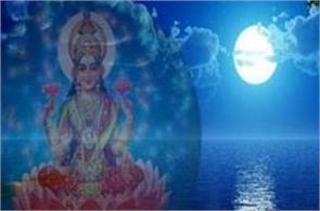 sharad purnima tomorrow invite maa lakshmi