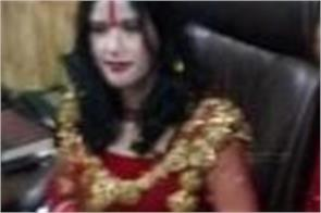 radhe maa gives explanation on the dance in police station