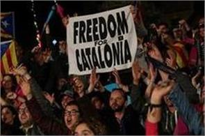 catalonia votes to leave spain as 90 per cent say yes in referendum