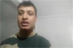 bsf jawan says  bsf officer using jawans mess money for personally