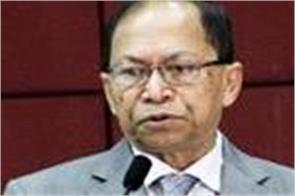 bangladesh  s hindu chief justice ent on force leave