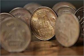 rupee up 7 paise to 64 82 against dollar