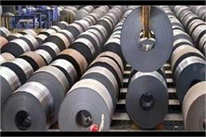 production of crude steel in september increased by 83 lakh tonnes