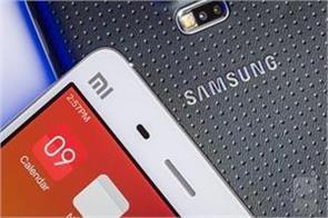 xiaomi is now neck to neck with samsung in smartphones