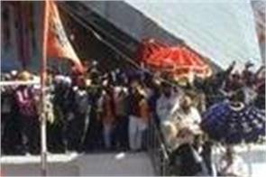 hemkund sahib and lokpal lakshman temple closed