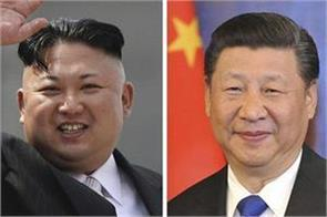 china will lead the way to north korea