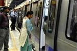 delhi metro will not reduce rent increased rates from today
