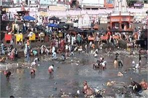 government will clean the ganga water from dirt eating vector